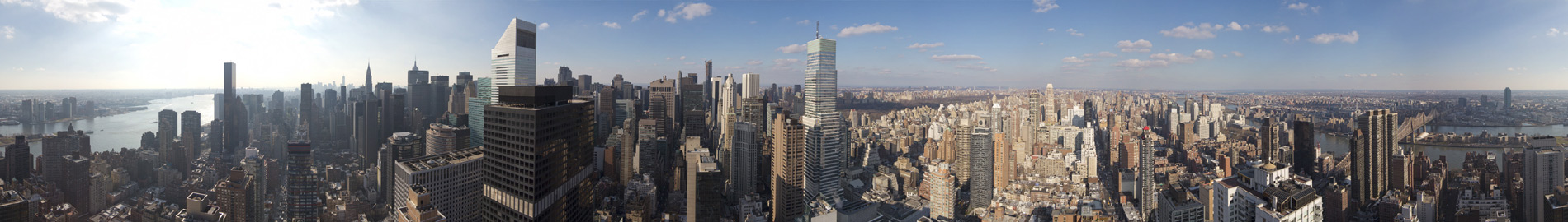 nyc future view assessment with 360 panoramic