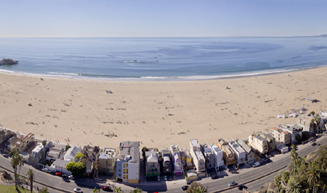 Beach View 360 Aerials in Santa Monica, CA